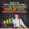 Should I Use Charts, Graphs Or Drawings? : How To Accurately Display Data  Scientific Method Investigation Grade 4  Children's Science Education Books