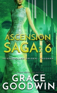 Ascension Saga: 6 Book Cover