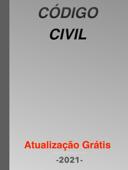 Código Civil 2021 Book Cover