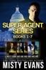 Super Agent Romantic Suspense Series Books 1-7