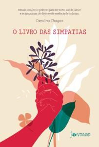 O livro das simpatias Book Cover