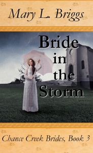 Bride in the Storm (Chance Creek Brides Book 3)