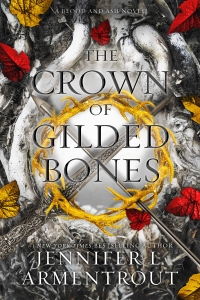 The Crown of Gilded Bones Libro Cover