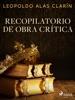 Recopilatorio De Obra Crítica