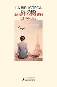 La biblioteca de París Book Cover