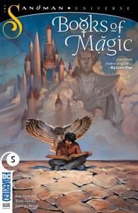 Books of Magic (2018-2020) #5