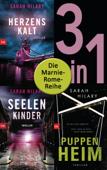 Download and Read Online Die Marnie-Rome-Reihe Band 1-3: Herzenskalt / Seelenkinder / Puppenheim (3in1-Bundle)