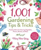 Download 1,001 Gardening Tips & Tricks