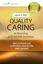 Quality Caring in Nursing and Health Systems