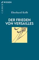 Eberhard Kolb - Der Frieden von Versailles artwork