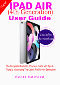 iPad Air (4th Generation) User Guide Book Cover