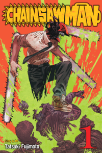 Chainsaw Man, Vol. 1 Boekomslag