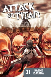 Attack on Titan Volume 31