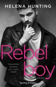 Rebel boy (edizione italiana) Book Cover