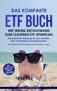 Das kompakte ETF Buch-Mit wenig Zeitaufwand zum cleveren ETF-Sparplan Buch-Cover