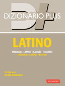 Dizionario latino plus Book Cover