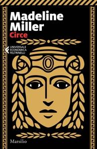 Circe (ed.italiana) di Madeline Miller Copertina del libro