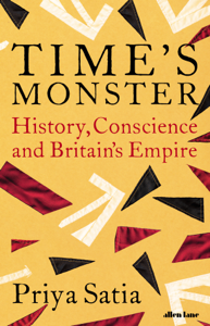 Time's Monster Copertina del libro