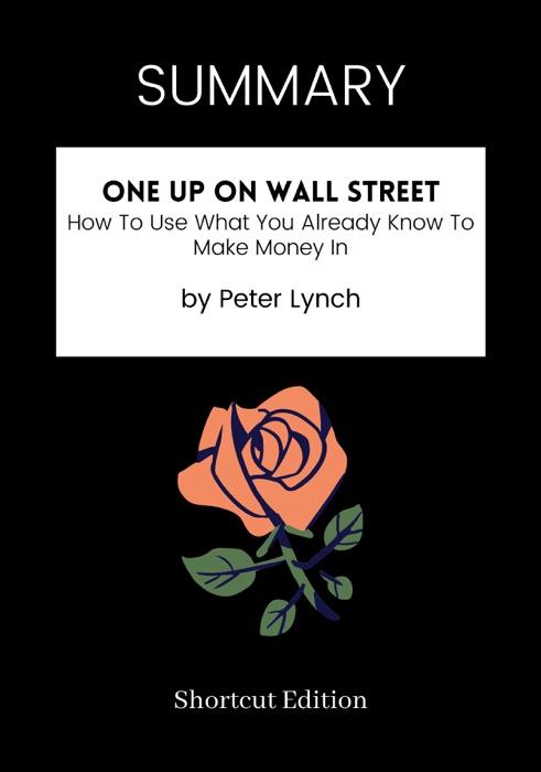 Peter lynch pdf
