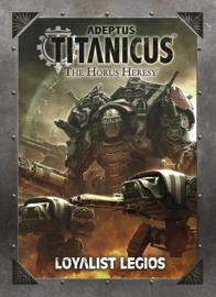 Adeptus Titanicus: Loyalist Legios
