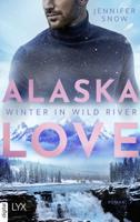 Jennifer Snow - Alaska Love - Winter in Wild River artwork