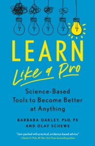 Learn Like a Pro Book Cover