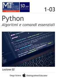 Python - Algoritmi e comandi essenziali