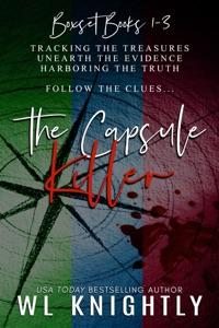 The Capsule Killer Box Set Books 1-3
