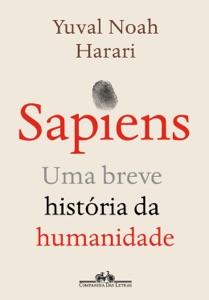 Sapiens (Nova edição) Book Cover