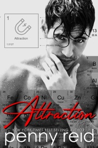 Attraction Book Cover