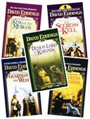 The Malloreon Series Complete 5 Books Set.