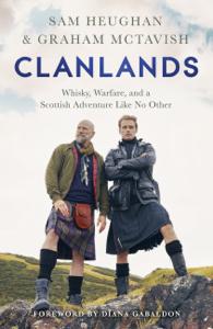 Clanlands Boekomslag