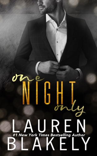 One Night Only Book