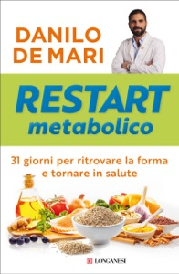 Restart metabolico di Danilo De Mari Copertina del libro