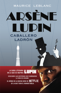 Arsène Lupin, caballero ladrón Book Cover