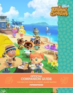 Animal Crossing New Horizons Official Updated I Copertina del libro