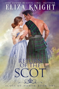 Return of the Scot Book Cover