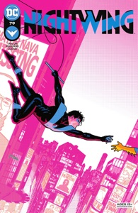 Nightwing (2016-) #79 Book Cover