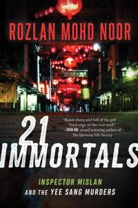 21 Immortals Book Cover