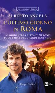 L'ultimo giorno di Roma Libro Cover