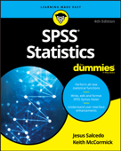 SPSS Statistics For Dummies