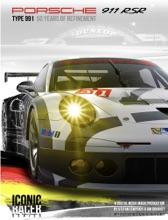 Porsche 911 RSR Type 991 50 Years of Refinement
