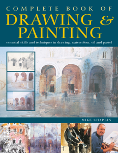 Complete Book of Drawing & Painting Copertina del libro