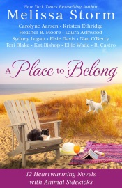 A Place to Belong: A Collection of 12 Heartwarming Novels with Animal Sidekicks PDF Download
