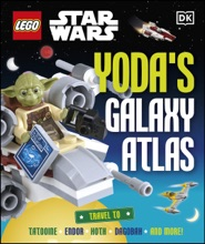 LEGO Star Wars Yoda's Galaxy Atlas