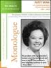 Profiles Of Women Past & Present – Patsy Mink U.S. Congresswoman, Title IX Co-Author (1927 - 2002)