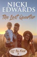 Nicki Edwards - The Last Quarter artwork