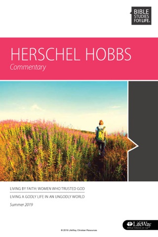 Bible Studies for Life: Herschel Hobbs Commentary on Apple Books