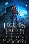 Legends of the Fallen: Books 1-3