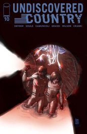 Undiscovered Country #10 PDF Download
